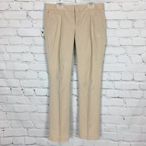 GAP Stretch Beige Casual Pants Trousers Size 4